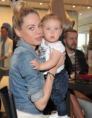 Magda Modra zabrała młodszą córkę na salony (FOTO)