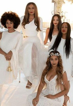 Tina Knowles wzięła ślub ze względu na Blue Ivy?