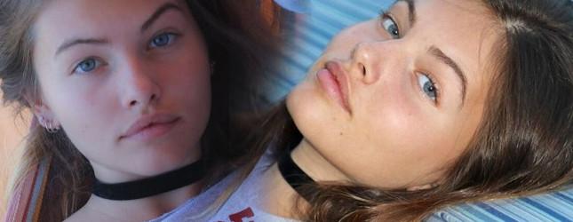 Chowajcie się Gigi i Kendall. Z Thylane Blondeau nie macie szans!