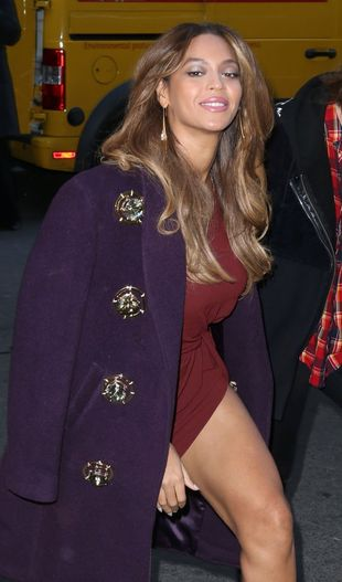 InTouch zdradza płeć drugiego dziecka Beyonce!