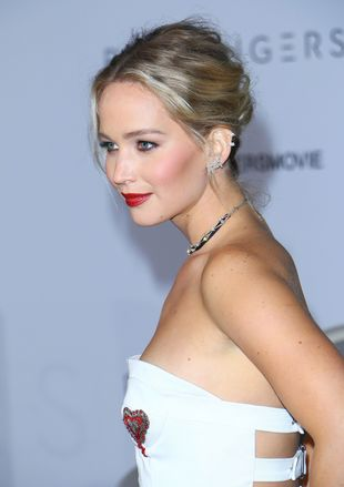 Pijany Chris Martin zadzwonił do Jennifer Lawrence