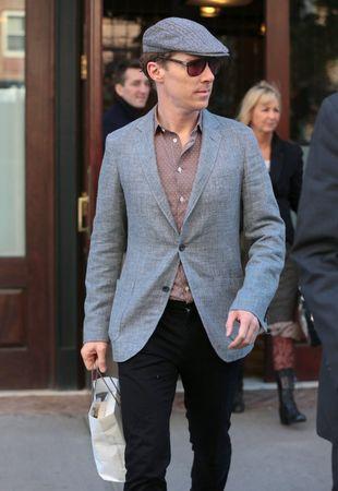 Willa Benedicta Cumberbatcha robi wrażenie! (FOTO)