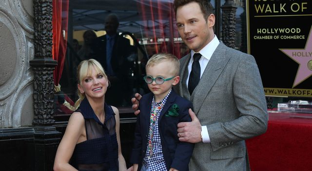 Chriss Pratt ma problem z nowym partnerem Anny Faris