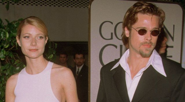 Brad Pitt wrócił do Gwyneth Paltrow?!