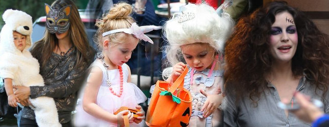 Halloween – tym razem rodzinnie (FOTO)