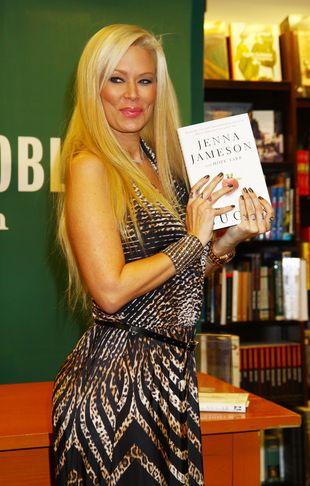 Jenna Jameson, gwiazda porno, napisała autobiografię (FOTO)