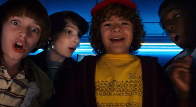 Nowy trailer Stranger Things 2 wywoła u Ciebie ciarki!