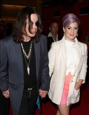 Sharon i Ozzy Osbourne razem na czerwonym dywanie (FOTO)