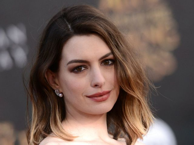 Czy ciało Anne Hathaway zmieniło się na plus po porodzie?