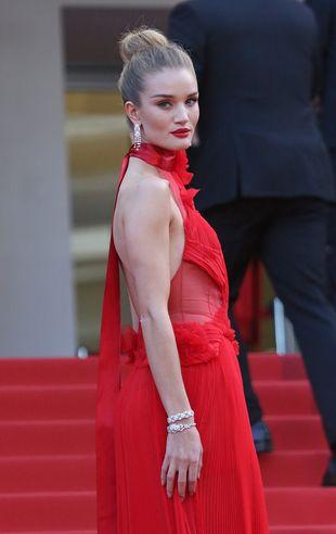 Sorry Blake, sorry Bella, ale to Rosie zadała szyku w Cannes