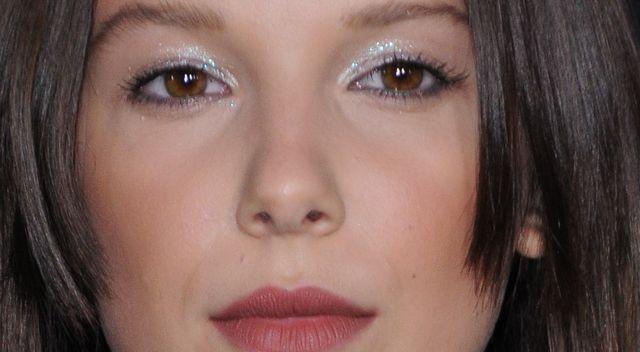 Co się stało z twarzą 13-letniej Millie Bobby Brown?