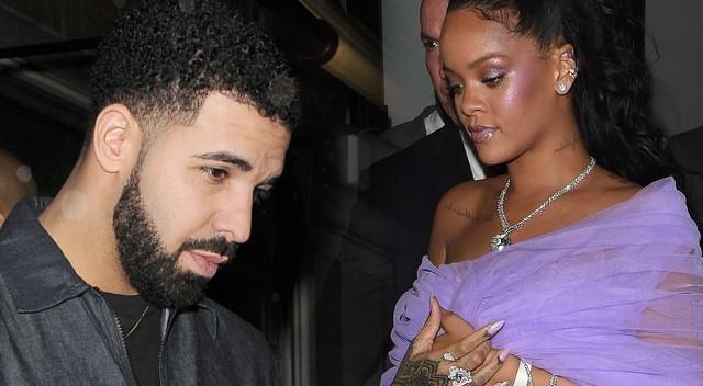 Oto jak Rihanna po raz 89439 złamała serce Drake'a