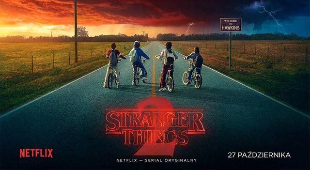 Netflix udostępnił fragment drugiego sezonu Stranger Things!