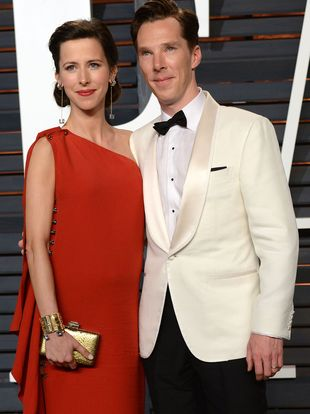 Benedict Cumberbatch został ojcem!
