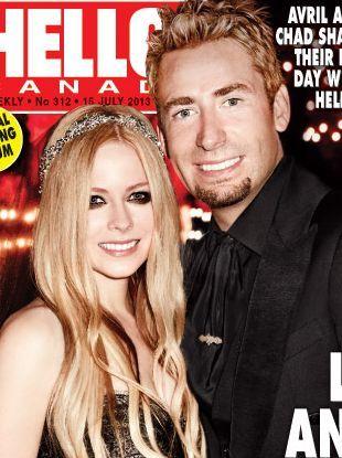 Avril Lavigne i Chad Kroeger ROZWODZĄ SIĘ!