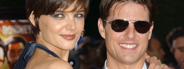 Katie Holmes i Tom Cruise razem na premierze (FOTO)
