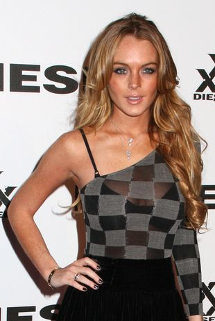 Lindsay Lohan sprzedaje samoopalacz