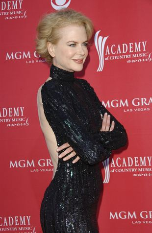 Nicole Kidman i jej seksowny dekolt (FOTO)