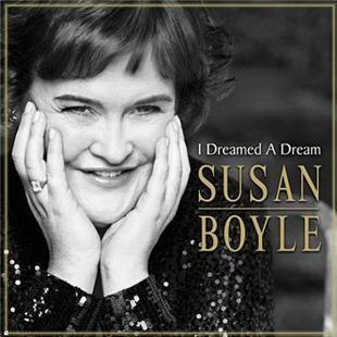 Susan Boyle szturmuje listy przebojów!