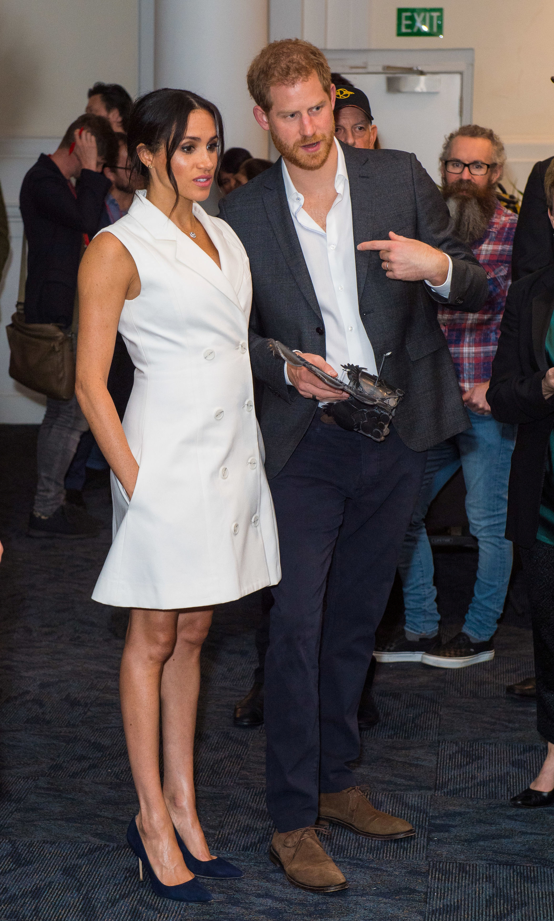 W sieci pojawiło się zdjęcie Meghan i Harry'ego. TO NIE miało wyjść na JAW!