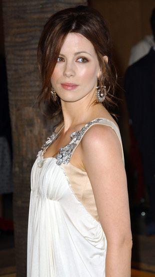 Kate Beckinsale też tryskała mlekiem!