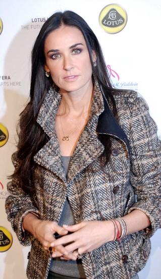 Demi Moore jest biseksualna