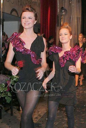 Katarzyna Burzyńska i Urszula Dębska w roli modelek (FOTO)