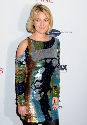 Drew Barrymore na premierze swojego nowego filmu (FOTO)