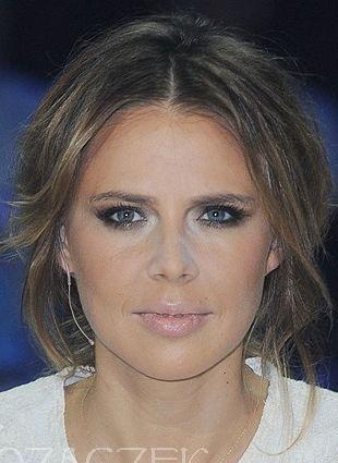 Maja Sablewska o kolorze swoich oczu