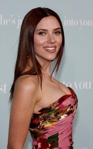 Scarlett Johansson schudła?