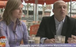 Marcinkiewiczowie w romantycznej sesji dla Vivy