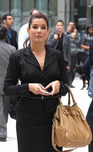 Sandra Bullock musi oddać Złotą Malinę