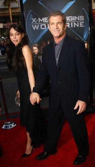 Mel Gibson płaci byłej kochance 15 tys. dolarów miesięcznie