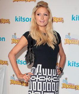 Grzeczniutka Paris Hilton (FOTO)
