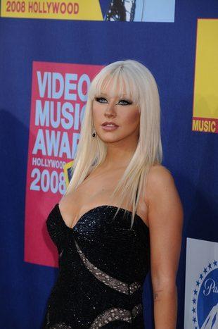 Christina Aguilera jeszcze nigdy nie czuła się tak sexy!