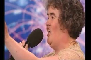Susan Boyle - 47-letnia gwiazda brytyjskiego Mam Talent!