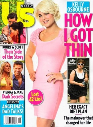 Kelly Osbourne: Nie miałam żadnych operacji!