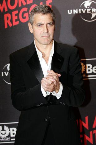 George Clooney naprawdę nie lubi Paris Hilton