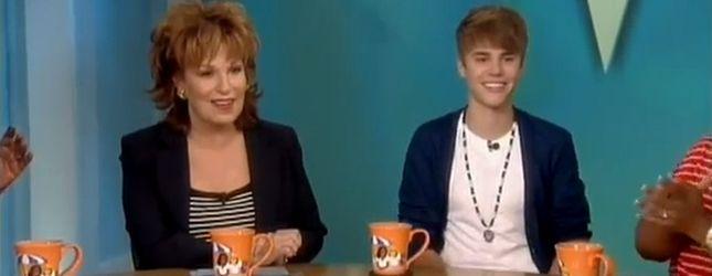 Justin Bieber zaśpiewał a cappella