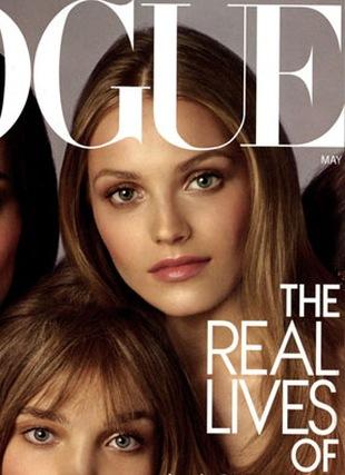 Anna Jagodzińska na okładce Vogue (FOTO)