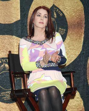 Priscilla Presley na przedstawieniu Viva Elvis (FOTO)