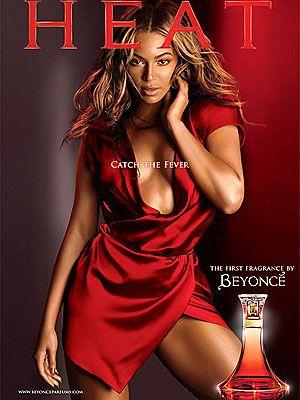 Beyonce i jej pierwsze perfumy Heat (FOTO)
