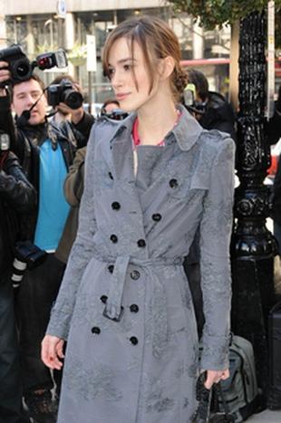 Keira Knightley nominowana do nagrody teatralnej (FOTO)