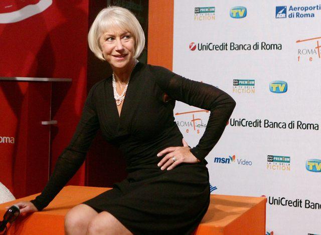Helen Mirren padła ofiarą gwałtu