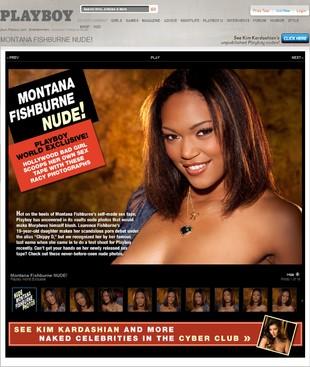 Montana Fishburne w Playboyu! (FOTO)