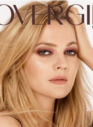 Drew Barrymore dla Cover Girl (FOTO)