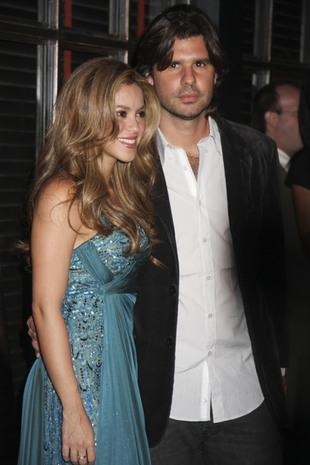Shakira zerwała z Antonio de la Rua