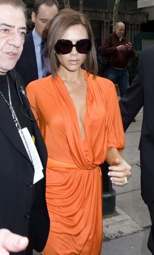 Victoria Beckham: Tak, wyjęłam implanty piersi!