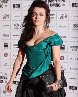 Helena Bonham Carter ma się czym pochwalić (FOTO)