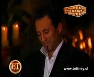 Adnan Ghalib: Nadal spotykam się z Britney Spears